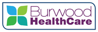Burwood Health Care Mobile Logo