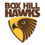 Box Hill Hawks Logo